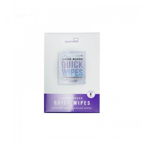 [Jason Markk] Quick Wipes 6 PK