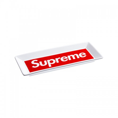 [Supreme] Ceramic Tray (White)