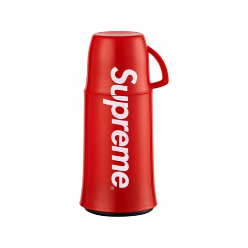 [Supreme] Supreme/Helios® Logo Thermos (Red)