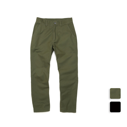 TWILL PANTS (U17ABPT11)(2color)