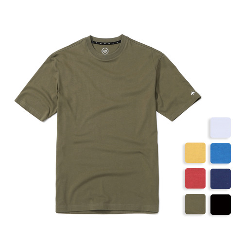 O'BASE TEE (U17BTTS20)(7color)