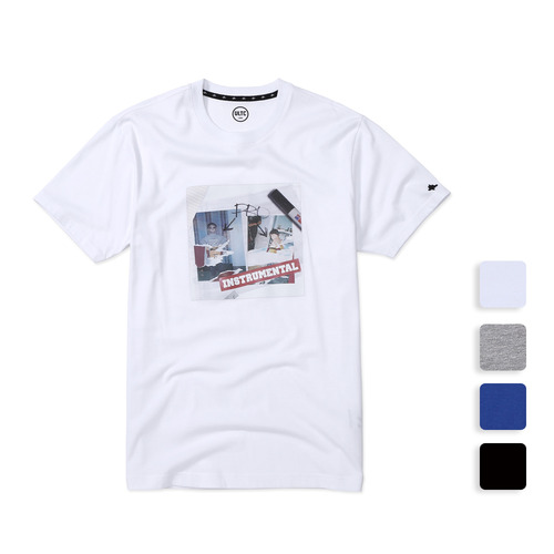 INST TEE (U17BTTS34)(4color)
