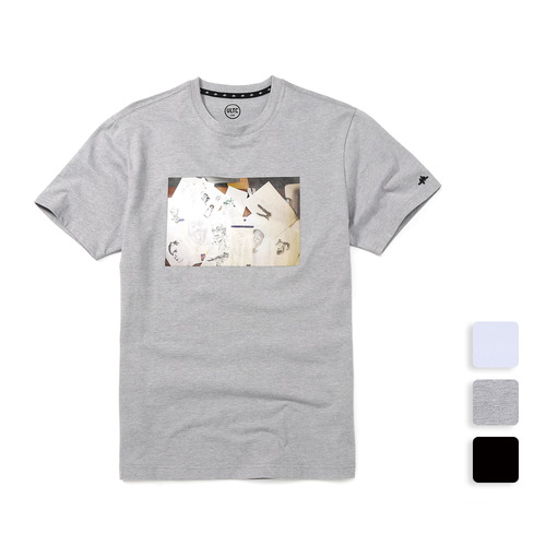 DW TEE (U17BTTS29)(3color)