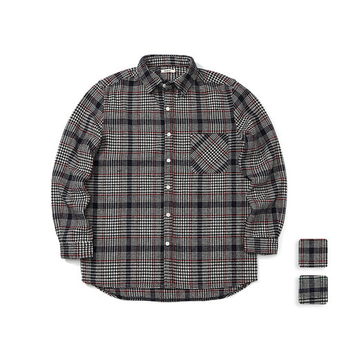 Glen Check Shirts (U17CTSH55)