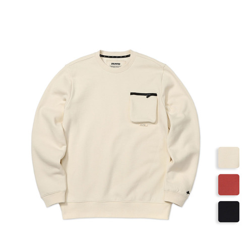 Pocket Crewneck (U17DTTS60)