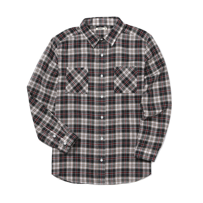 Check Shirts (U18ATSH11)(Green)