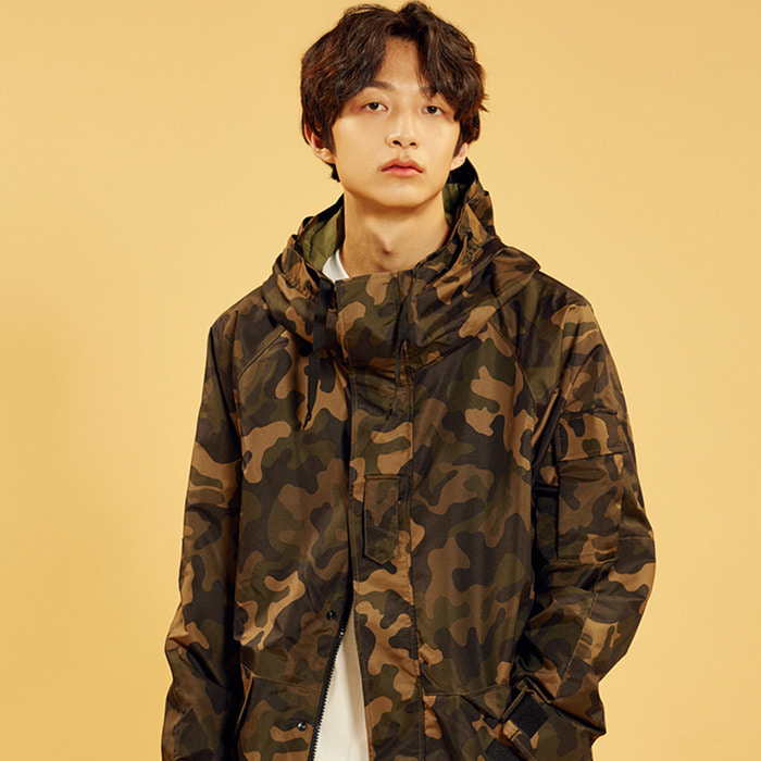 Mountain Jacket (U18ATJK02)(Camo)