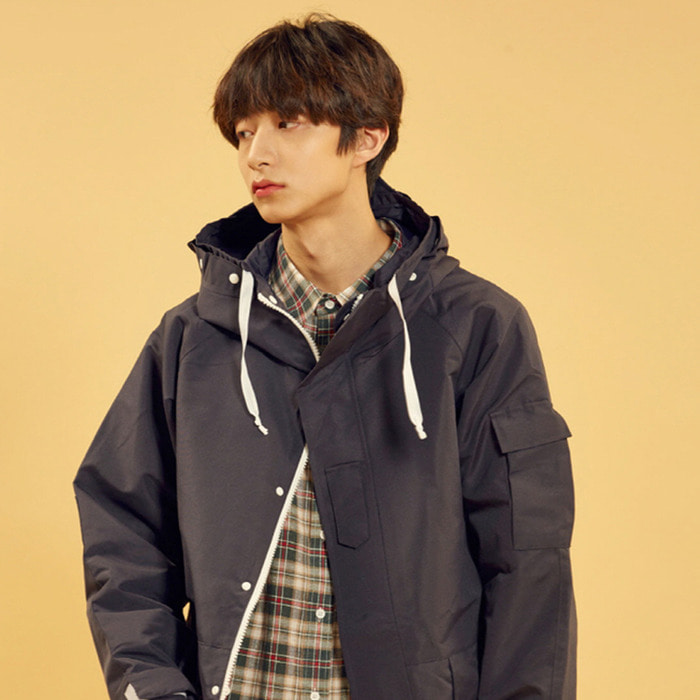 Mountain Jacket (U18ATJK02)(Navy)