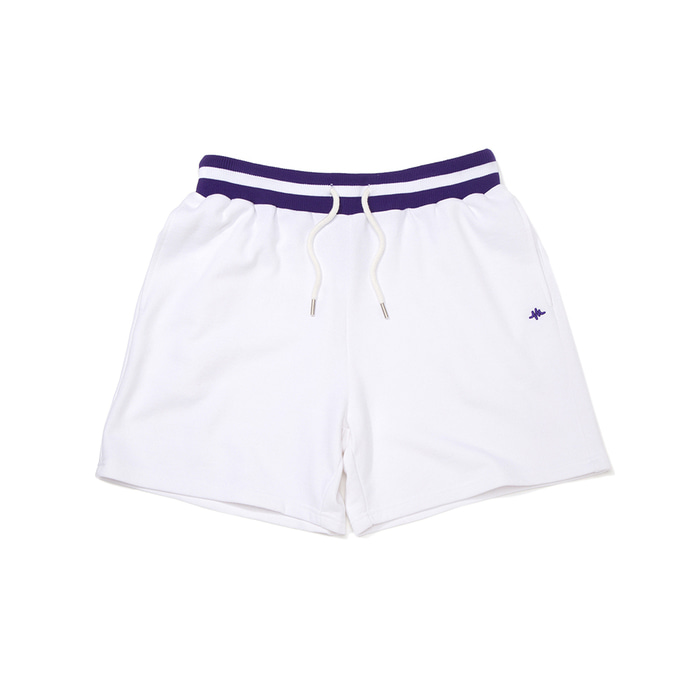 SWEAT SHORTS (U18BBPT03)(White)