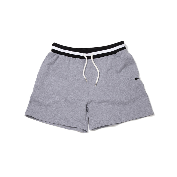 SWEAT SHORTS (U18BBPT03)(Gray)