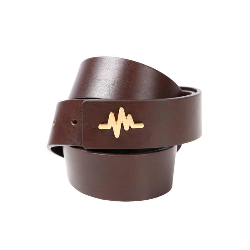 PULSATION BELT - BROWN