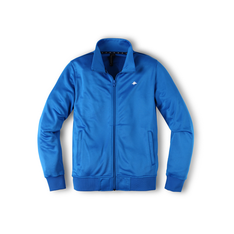 BASE TRACK JACKET - BLUE