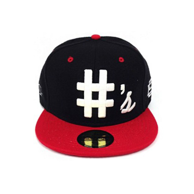 [D9 Reserve] #'s SNAPBACK - Red